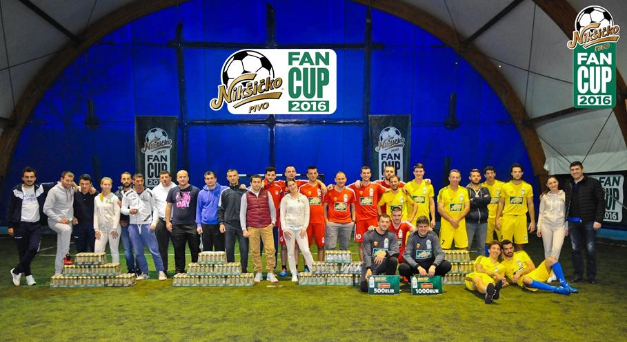 NP FAN CUP - Budva